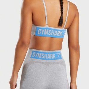 Gymshark flex leggings and bra set